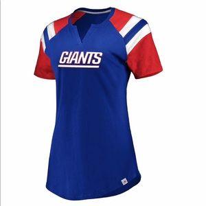 🆕 Shirt Med New York Giants Ultimate Fan Tee